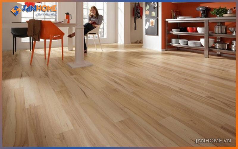 Sàn gỗ Thái Lan được ưa chuộng cho nhiều công trình nội thất khác nhau