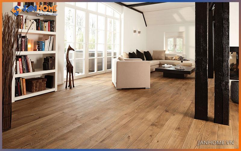 Mẫu sàn gỗ Thái Lan đẹp, bắt mắt